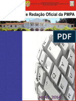 Manual de Redacao Oficial Da Pmpa