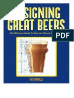 Designing Great Beers the Ulti Ray Daniels Traduzido