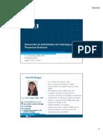 2016 Desarrollo de Las Habilidades de Liderazgo Para Proyectos Exitosos