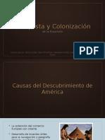 conquistaycolonizaciondeamerica-111028115700-phpapp01