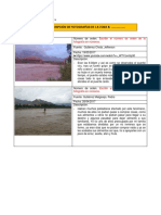 Matriz de Descripción de Fotografías - Plantilla