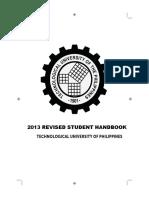 TUP Student Handbook