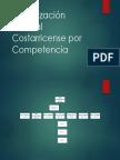 Organización Judicial Costarricense Por Competencia