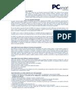 Documento de Garantia PC SMART