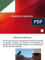 Procesos Agricolas