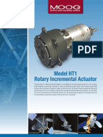 500-1077 Model HT1 Rotary Incremental Actuator Datasheet 122216