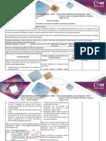 Guía de Actividades y Rubrica de Evaluación- Fase 4 Nueva Experiencia