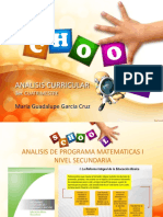 Analisis Curriculo Final