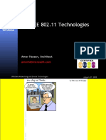 Wireless Technologies and .11n