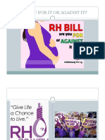 RH BILL Presentation1
