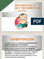 Ejercicio Fisico en La Prevencion y Tratamiento de Hta