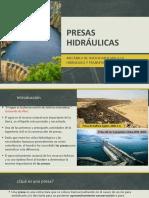 PRESAS HIDRÁULICAS