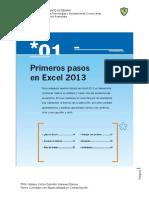 Curso Avanzado de Excel 2013