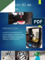 Órganos Fabricados Con Impresoras 3D Más Resistentes