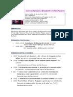 Curriculum Yurico