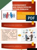 Negociacion y Convenio Colectivo en El Sector Publico Diapos2