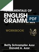 Betty Azar Fundamentals of English Grammar WB PDF