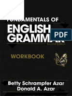 Betty Azar Fundamentals of English Grammar WB PDF