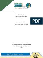 CASO COMPAÑIA TUS PISADAS.docx