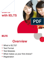 Success Start With IELTS