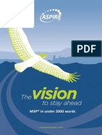 Aspire Europe - MSP Overview in 2000 Words v2