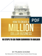 How to Create a Million Dollar Business