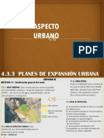Plan de Expansion Urbana