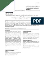 07 Hepatoprotective Effect of Oldenlandia Umbellata Linn Root