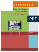 Catalogo Juegos 2009 Web
