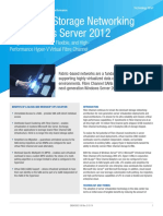 Advanced Storage Networking in Windows Server 2012