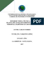 Informe Visita Monteverde Ingenieria de Gas Natural