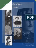 LEVIN Carl [2007] the Dreyfus Affair Voices of Honor [2008] en 047