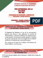 GESTION DE LA CALIDAD DIAGRAMA DE ISHIKAWA.pptx