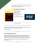 The memory of Tiresias.pdf