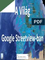 A Világ Google Streetview-ban