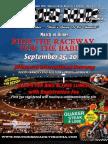 Thunder Roads Virginia Magazine - August 2010