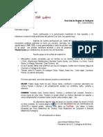 Carta Asociación CDMA