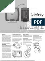 BassLink II Manual