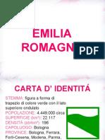 Emilia Romagna Aspetti Fisici, Economici, Tradizioni