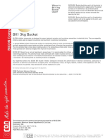 BICON Prysmian BX1 3kg Bucket Electrical Joint Compound