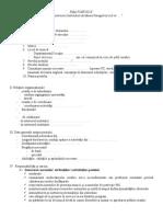 Model General Fisa Post