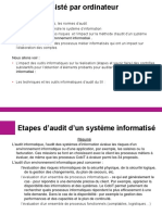 18-COURS MSI 610 Audit Assiste Ordinateur