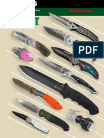 Catalog of Knives From CRKT 2009 - (Malestrom)
