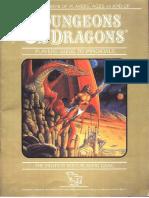 D&D Basic 5 - Immortals - Players