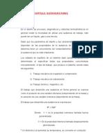 CAPÍTULO II SUSTANCIAS PURAS TERMODINAMICA   FISICA
