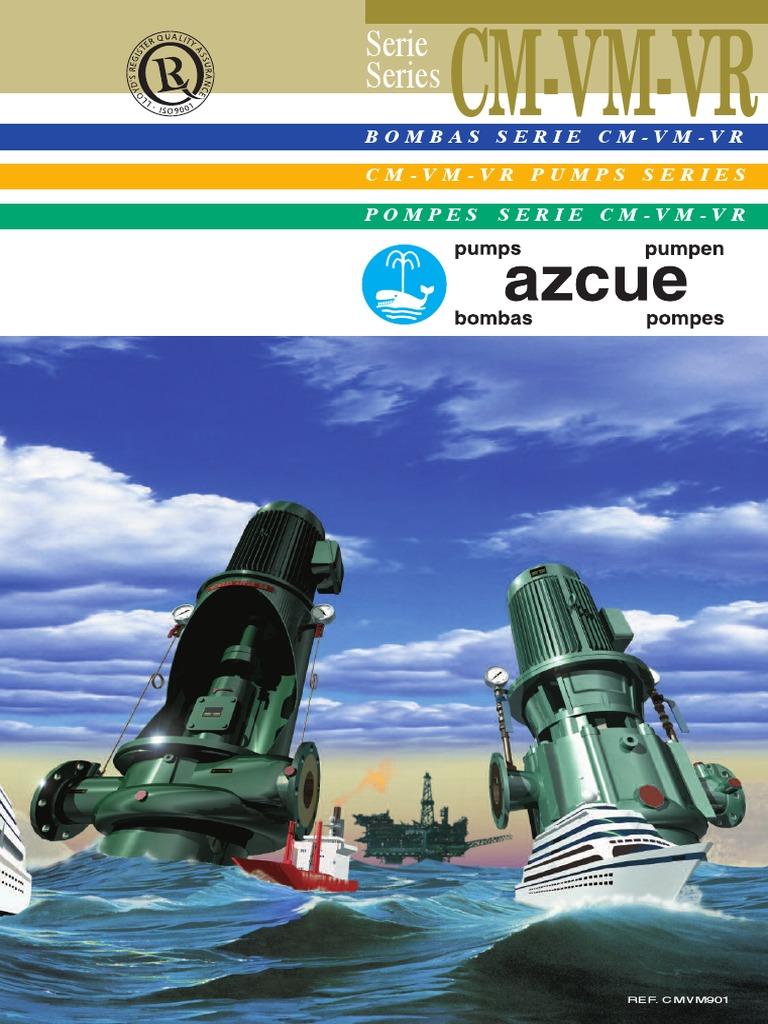 Azcue Pump Manual
