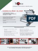 Teknica Laminadora Para Impresion Offset y Digital Catalogo Laminadora Para Impresion Offset y Digital Ideal Para Pequenas Tiradas 667794