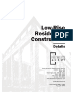 Low RiseResidentialConstructionDetails