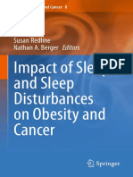 (Energy Balance and Cancer 8) Carolyn D'Ambrosio M.D. (auth.), Susan Redline, Nathan A. Berger (eds.)-Impact of Sleep and Sleep Disturbances on Obesity and Cancer-Springer-Verlag New York (2014).pdf
