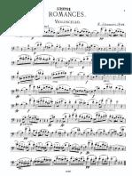 Schumann three Romances.pdf